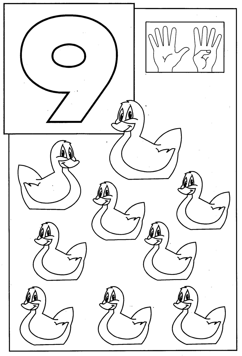 Coloring ~ Stunning Coloring Pages For Kids With Numbers Photo ... | 1441x980