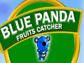 Blue Panda Fruits Catcher