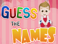 Guess The Names