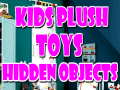 Kids Plush Toys Hidden Objects