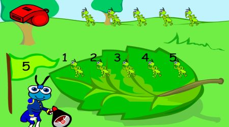 Screenshot - Ant Parade
