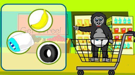 Screenshot - Baby Gorilla Goes Shopping