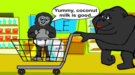 Screenshot - Baby Gorilla Goes Shopping