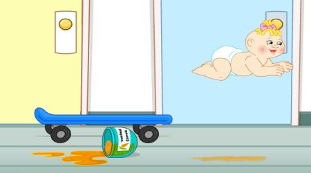 Screenshot - Baby Run