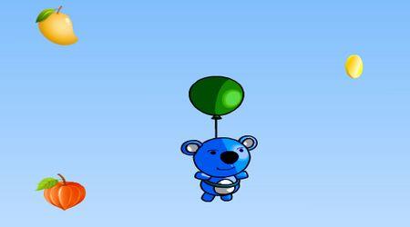 Screenshot - Blue Panda Fruits Catcher