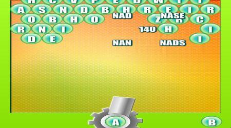 Screenshot - Bouncing Letters