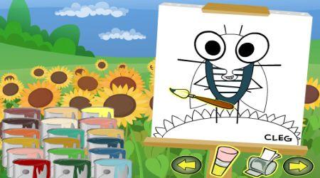 Screenshot - Click And Color