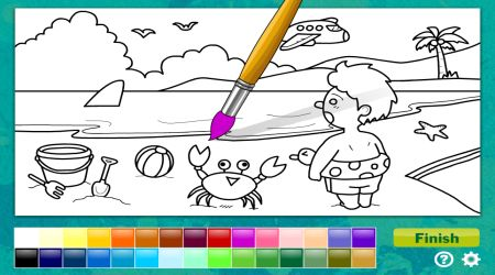 Screenshot - Colouring Game