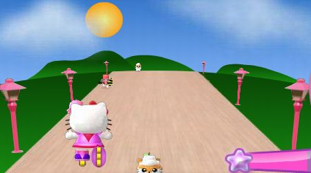 Screenshot - Hello Kitty Roller Rescue