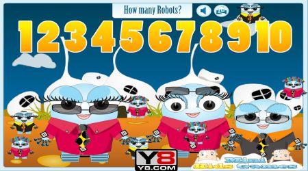 Screenshot - How Many Robots
