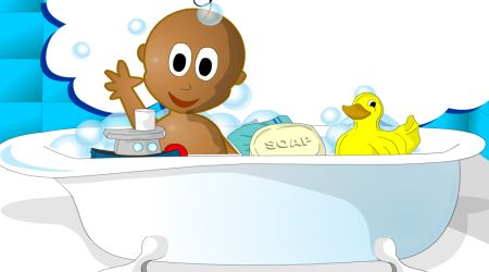 Screenshot - Its Bath Time