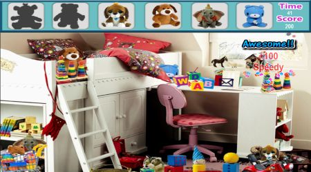 Screenshot - Kids Plush Toys Hidden Objects