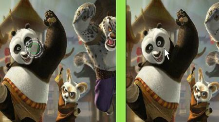 Screenshot - Kung Fu Panda: Spot The Difference