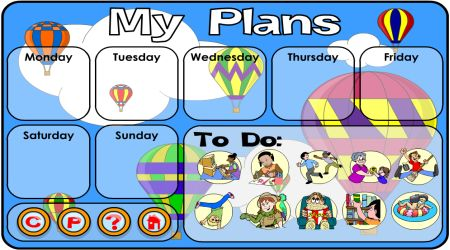 Screenshot - My Plans