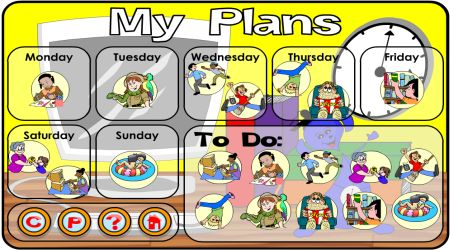 Screenshot - My Plans