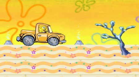 Screenshot - Spongebob Driving
