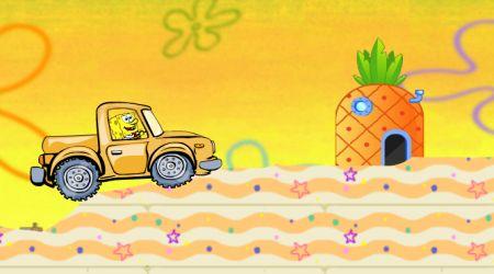 Screenshot - Spongebob Driving