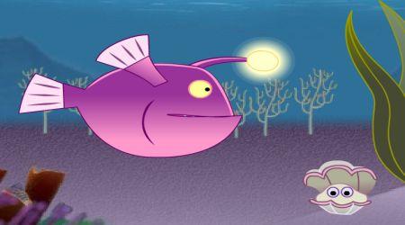 Screenshot - Swimming Is Fun For Fish