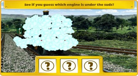 Screenshot - Thomas And Friends Engine Wash