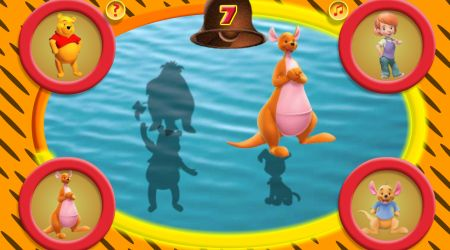Screenshot - Tigger Shadow Shapes